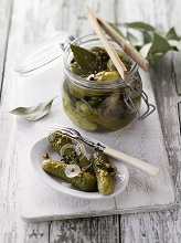 Homemade gherkins *** Local Caption *** 89163320