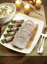 Rolled veal roast *** Local Caption *** 89172525