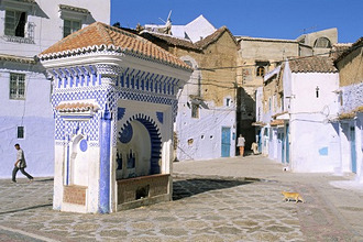 Chefchaouen, Rif region, Morocco, North Africa, Africa