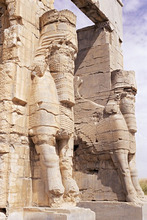 Persepolis, UNESCO World Heritage Site, Iran, Middle East