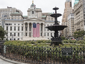 Brooklyn Borough Hall, Brooklyn, New York, United States of America, North America