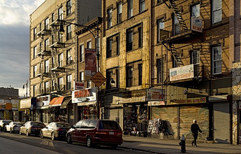 Fulton Street, Brooklyn, New York City, New York, North America, USA