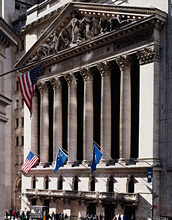 USA'' New York, stock exchange *** Local Caption *** 01221349