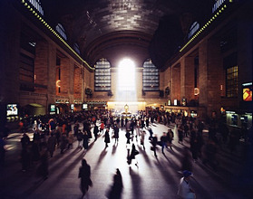 USA, New York city centre, Manhattan, Grand Central station *** Local Caption *** 03729765