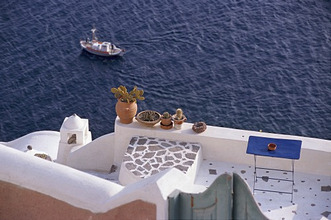 Greece, Kykladen, island Santorin, Oia *** Local Caption *** 03773896