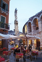 Italy, Venetien, Verona, arena *** Local Caption *** 03784364
