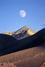 India, cashmere, Ladakh, Himalaya, moon *** Local Caption *** 03797430