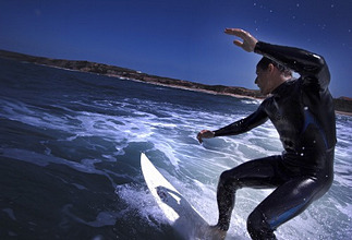 Sea, surfers,Series, water, wave, man, young, water, surf, current, sport, water sport, sport, water sport, leisure time, hobby, passion, passion, movement, balance, skill, fitness, Fun, fun, Action, dynamics, strength, trend sport, surfing, surfing, surfers, Portugal, Peniche,
