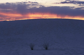 White Sands national park, New Mexico, United States of America, North America