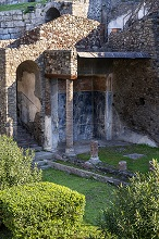 Pompeii, Archaeological Site, UNESCO World Heritage, Campania, Italy, Europe