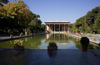 Chehel Sotoun Palace, UNESCO, Isfahan, Iran, Middle East