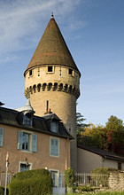 Tour Fabry, Cluny, Bourgogne, Burgundy, France, Europe