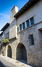 Historical Center, Cluny, Bourgogne, Burgundy, France, Europe
