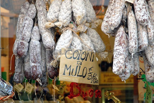 Typical product, Perugia province, Umbria, Italy