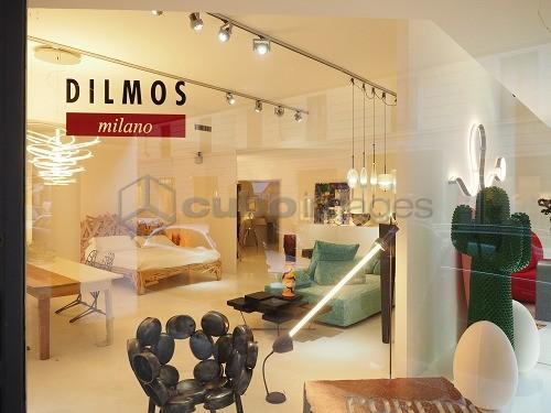 Dilmos milano design gallery via solferino street brera for Milano design district