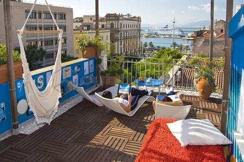 Bed & Breakfast La Terrazza sul Porto, Cagliari, Sardinia, Italy ...