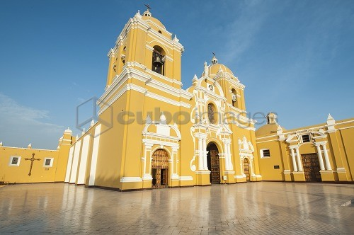 Cathedral of Trujillo, Trujillo, Peru, South America