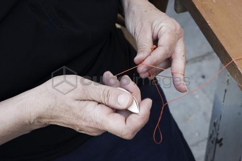 Lavori Antichi All Uncinetto.Italy Toscana Bagno Vignoni Antichi Mestieri Il Lavoro